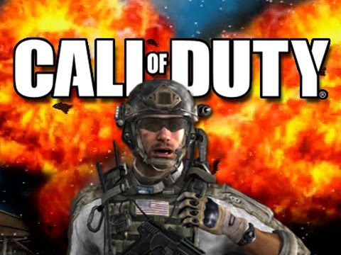 Call of Duty Funny Moments with the Crew!  (Please Rewind That!)