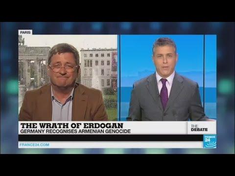 Wrath of Erdogan: Germany recognises Armenian genocide (part 1)