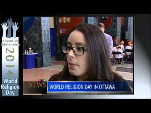 World Religion Day 2014 CTV News