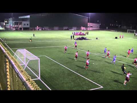 Julian Dean Crossfire Academy Goalkeeper Highlights