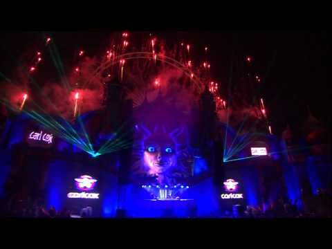 Carl Cox - Tomorrowland