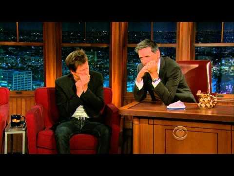 Kevin Bacon Wins Craig Ferguson Golden Mouth Organ