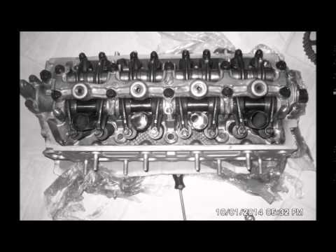 Honda civic engine rebuilt