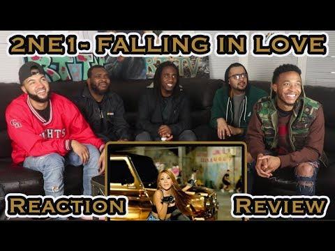 2NE1 - FALLING IN LOVE M/V REACTION/REVIEW