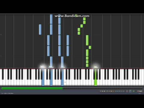 Riverside - Agnes Obel Piano Tutorial (Synthesia) Music Videos