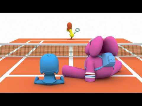 Let's Go Pocoyo ! - Tennis for Everyone (S03E12)