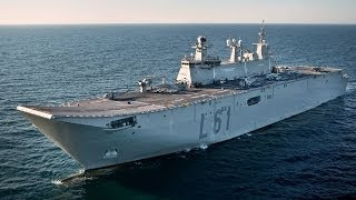 ★ LHD Juan Carlos I 2014 ★ BEST VERSATILE WARSHIP IN THE WORLD ★