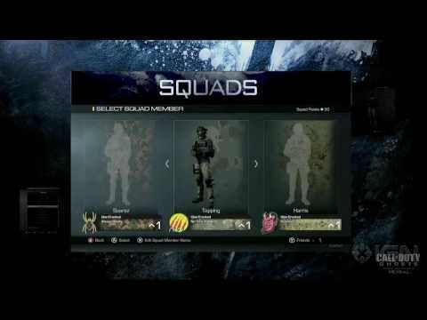 Give Call Of Duty Ghosts Call Of Duty Ghosts Character Creation
