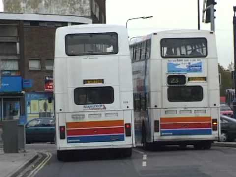 PORTSMOUTH BUSES 1996