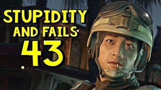 Rainbow Six Siege | Stupidity and Fails 43