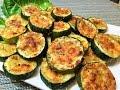 КАБАЧКИ В ДУХОВКЕ пикантные , хрустящие. Самые вкусные!   Простой рецепт. Zucchini in OVEN.
