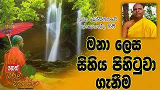 Darma Dakshina 2019.05.04 - Bodhi Maluwe Sangananda Himi