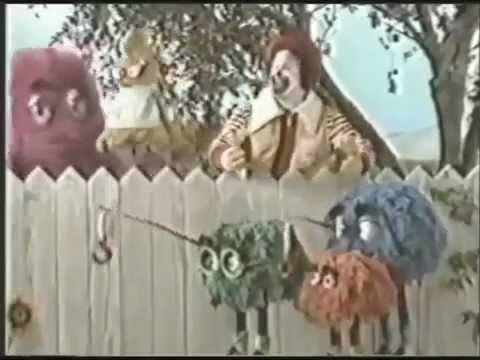 1984 McDonald's Fry Guy Commercial