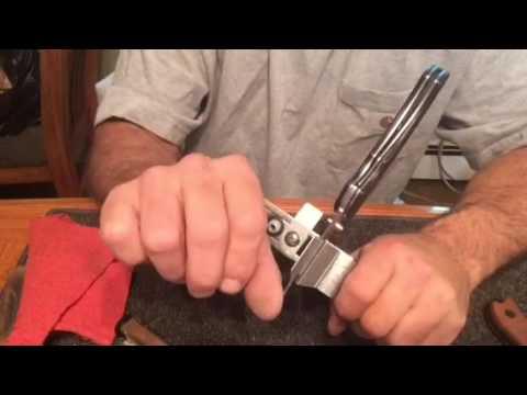KME Convexing Rod