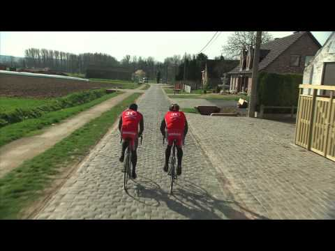 2010 Tour de France: Cobbles