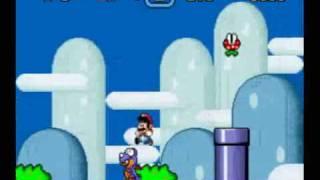 Thumb Propuesta de matrimonio con Super Mario World
