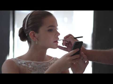 Making of Rosa Clará 2014 with Barbara Palvin & Sara Sampaio