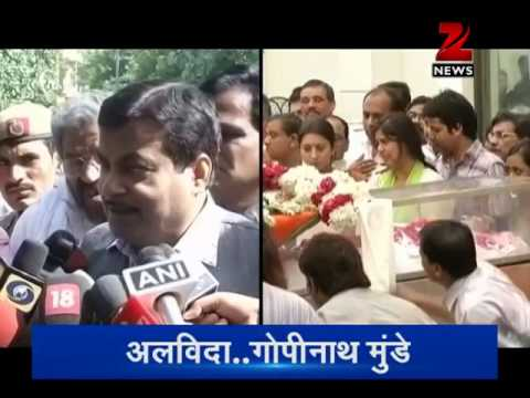 Gopinath Munde's death: A tragic loss for BJP