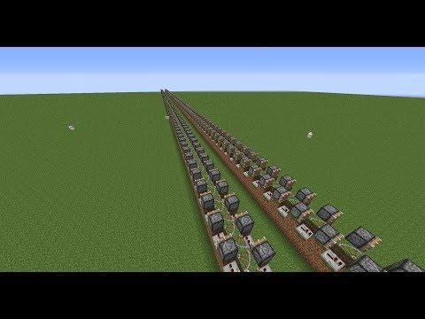 20m/s Piston Bolt Update - Minecraft 1.8