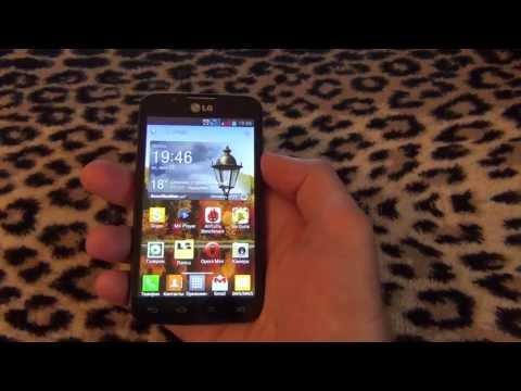 Смартфон LG Optimus L7 II Dual P715 Плюсы и Минусы  / Арстайл /