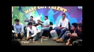 MAAC got Talent 2012