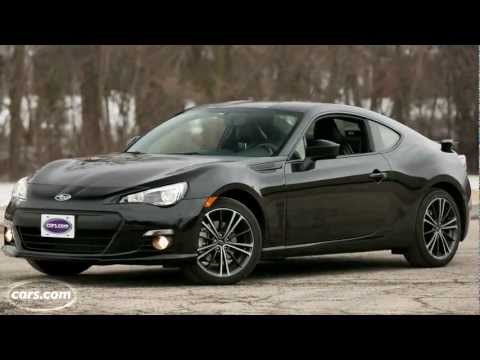 Cars.com's Best of 2013 Award: Subaru BRZ
