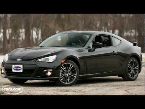 Cars.com's Best of 2013 Award: Subaru BRZ
