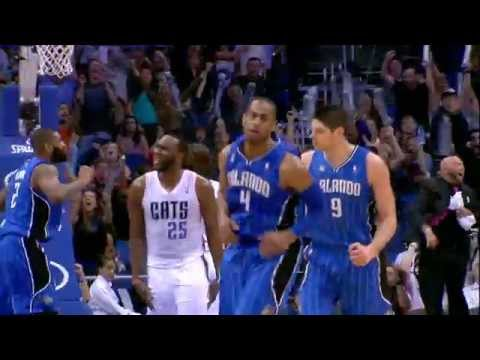 Arron Afflalo Forces Overtime Against the Bobcats