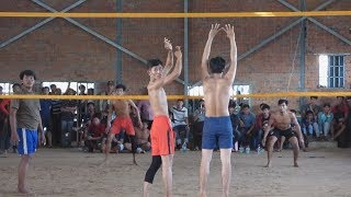 Live || The Best Volleyball Revenge Sovanneth Vs Giant