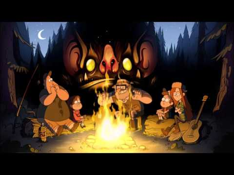 Gravity Falls - Theme Song Epic 1 hour