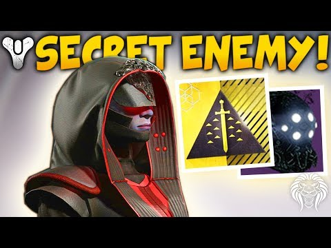 Destiny 2: THE SECRET ENEMY & RETURNING LOOT! Queen Experiment, Forsaken Redrix & Upgrade Tricks thumbnail