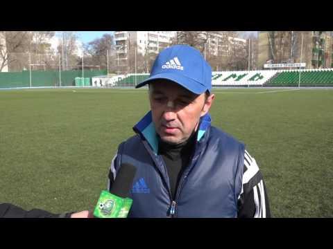 Виктор Себелев после матча Томь-М - Зенит-М