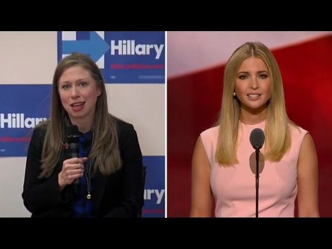 Chelsea Clinton Challenges Ivanka Trump Over Equal Pay