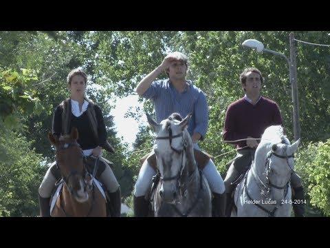 Passeio Equestre com Mateus Prieto e seus Amigos em Benfica do Ribatejo