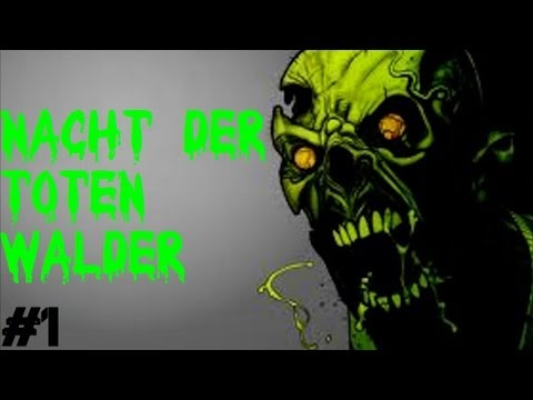 Custom Zombies - Nacht der Toten Walder: Amazingly Detailed NEW Map With BOSS Zombie (Part 1)