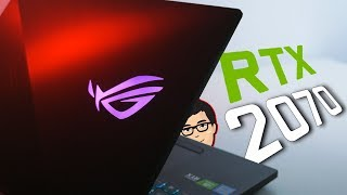 Upgrade Laptop Ke RTX Ga Worth It ? ROG Strix Scar II GL504GW Review !