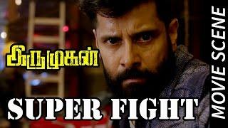 Iru Mugan - Super Fight Scene | Vikaram | Nayantara | Nithya Menon | Harris Jayaraj