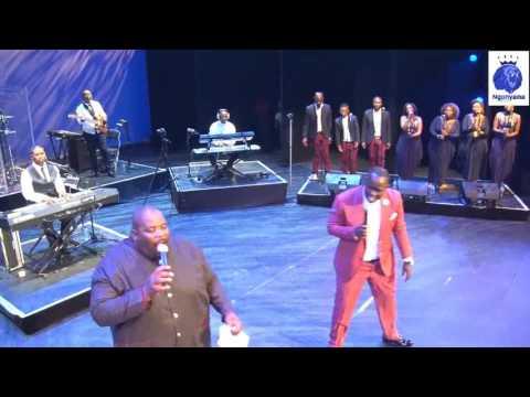 Sipho Ngwenya ft Thinah Zungu -  Igama Medley