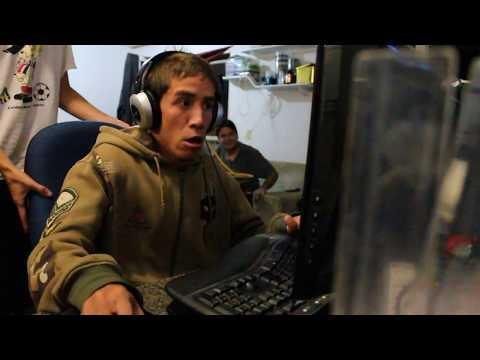 Vinicius no Dead Space 2 OFICIAL