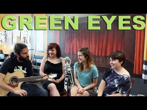 Green Eyes - Coldplay - Covered by Dustin Prinz and friends