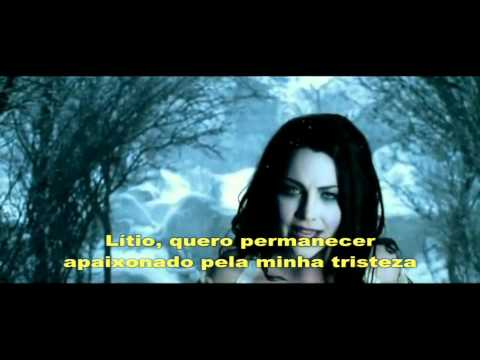 Evanescence - Lithium [legendado] video