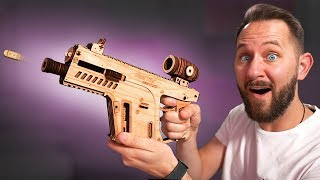 10 Toy Weapons That'll Make Your Friends Jealous!