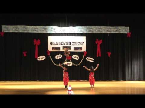 Kact Christmas & New Year 2014: Group Dance 2 video