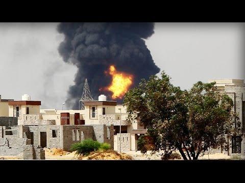 Understanding the complex web of conflict in Libya