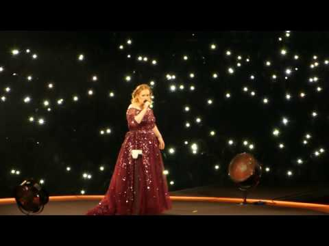 Adele - Make You Feel My Love Melbourne March 19 MP3