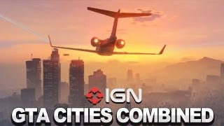 IGN News - All GTA Cities in a Single Game?