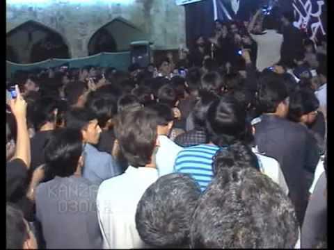 Sadat Karbala By Nadeem Sarwar At Kazmain........ By Lashkar-e-abbas.wmv video