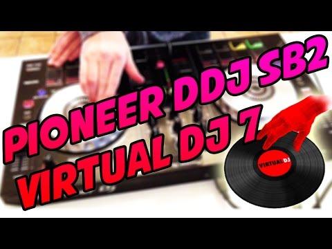 Instalar y Configurar Pioneer DDJ SB2 Con Virtual Dj 7