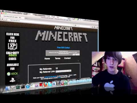[Info] MineCraft Premium Account Free ist ein Fake!