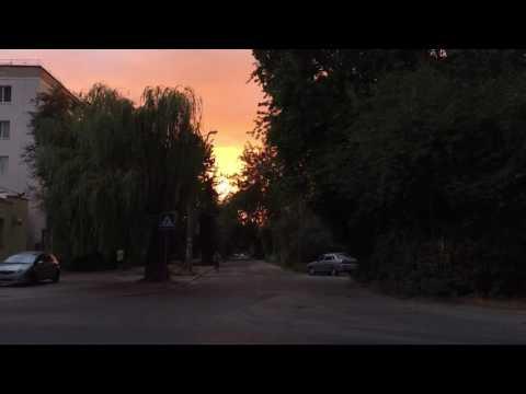 Погода в Крыму. Евпатория 2016 в Крыму легкая облачность 16.08.2017
